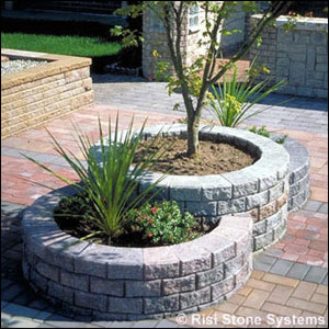 StackStone Walls Are Designed For Garden Walls, Short Free Standing Walls,  Edging Details And Raised Flower Beds. Textured On Both Faces, ...