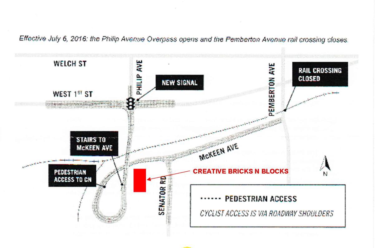 Overpass map 2