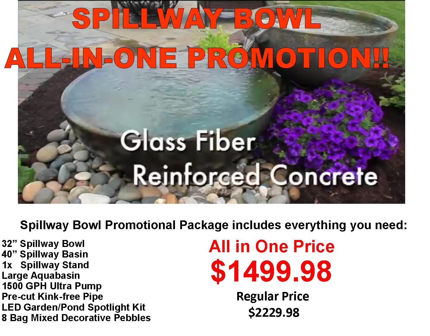 Spillway Bowl Promotion