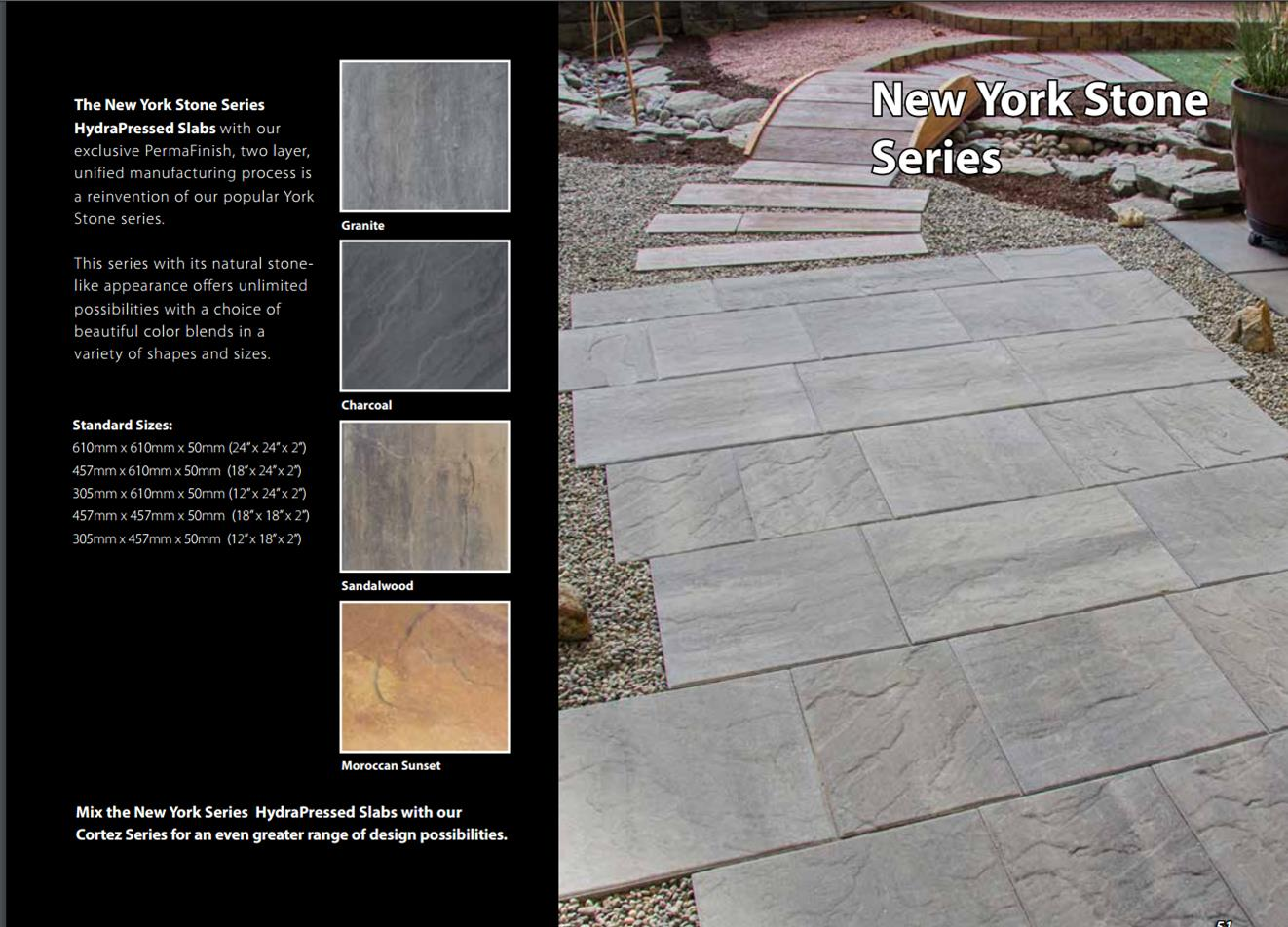 New York Stone Slab